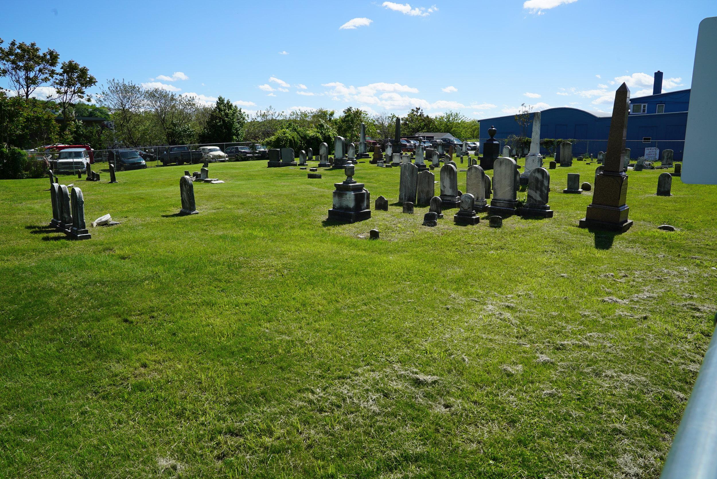 Coatesville Presbyterian Cemetery. Coatesville, Pennsylvania.