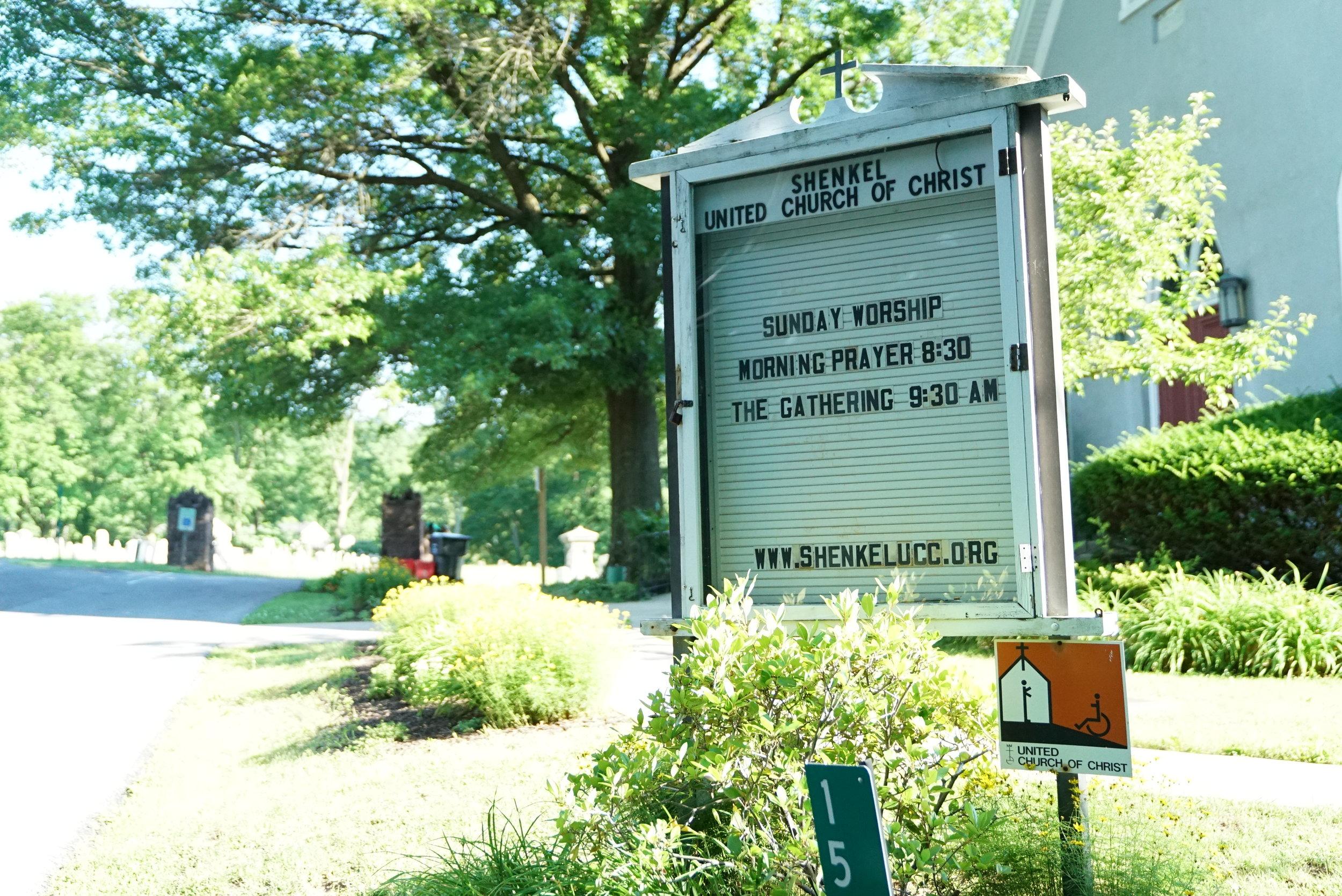 Shenkel United Church Of Christ Cemetery. Pottstown, Pennsylvania.
