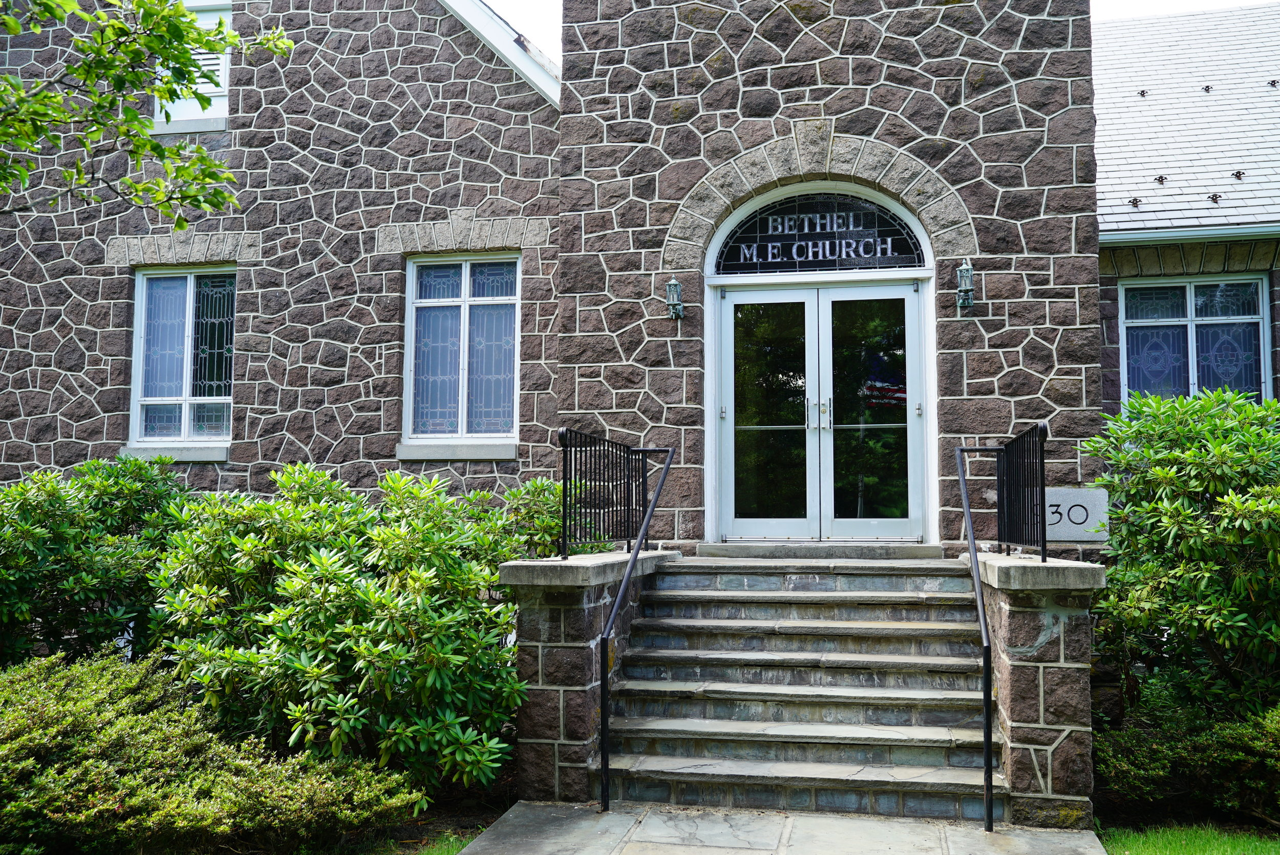 Bethel United Methodist Church Cemetery. Spring City, Pennsylvania.