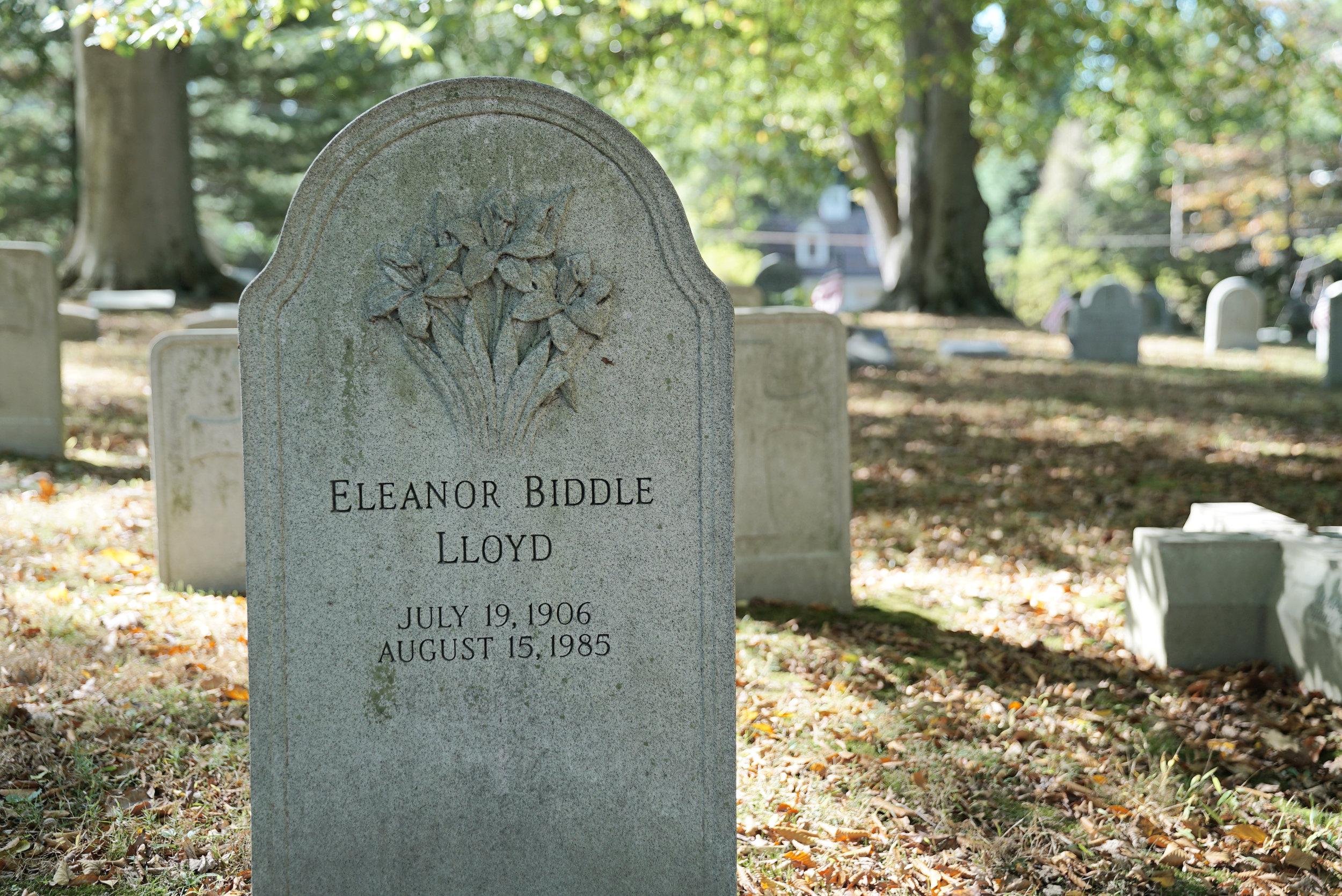 Church of the Redeemer Cemetery. Bryn Mawr, Pennsylvania.