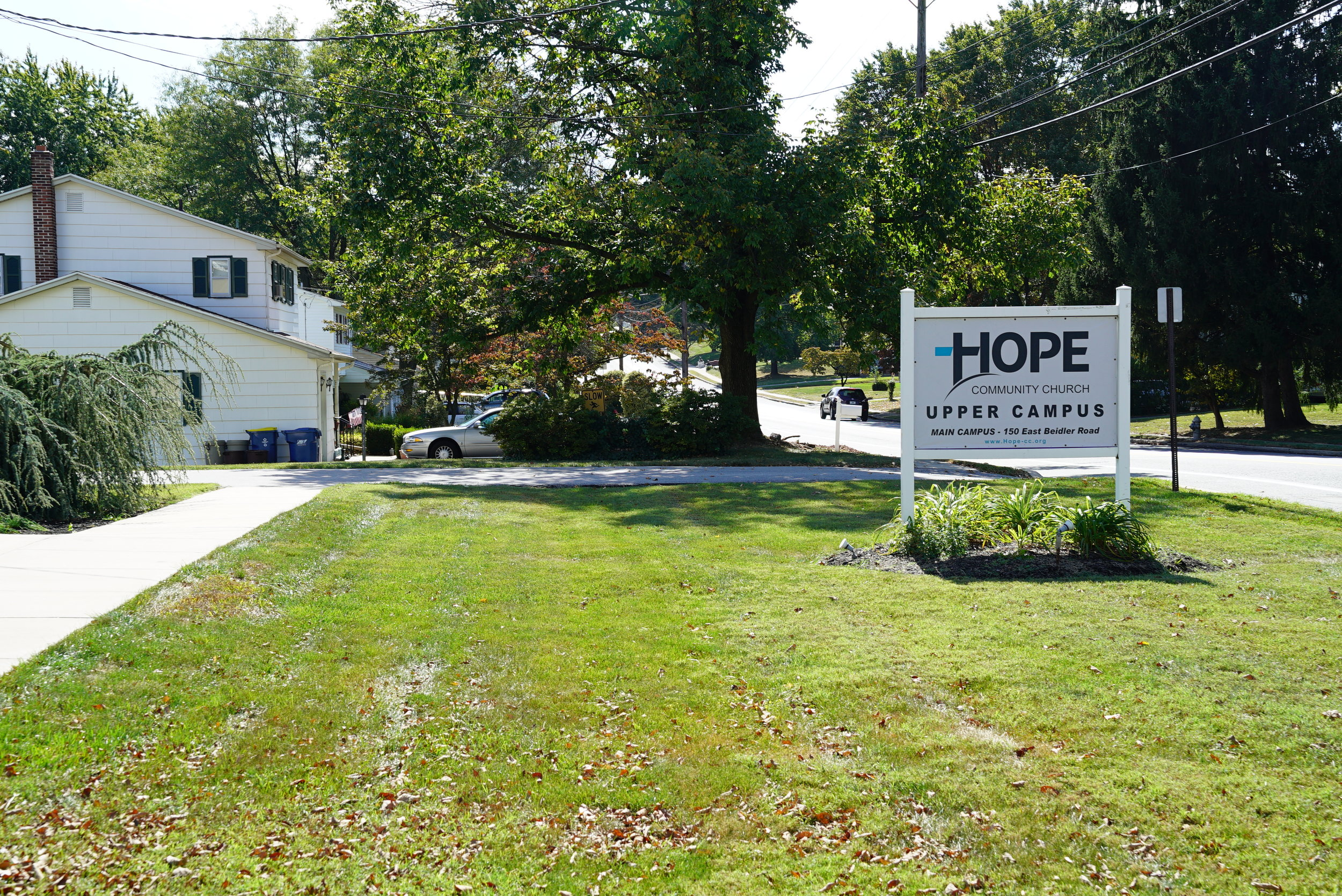 Union Chapel Graveyard is cared for by Hope Community Church.. King Of Prussia, Pennsylvania.