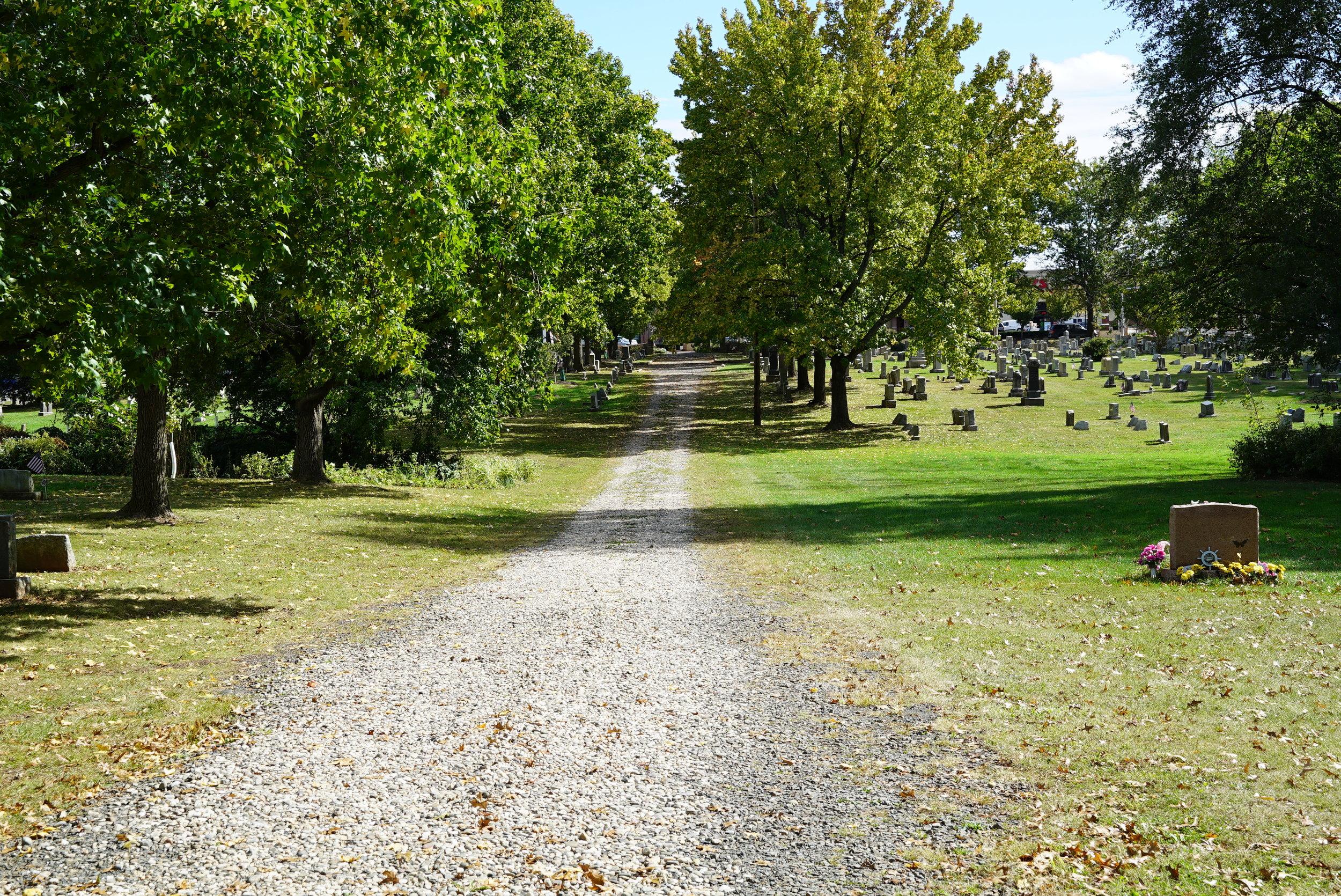 Lansdale Cemetery. Lansdale, Pennsylvania.