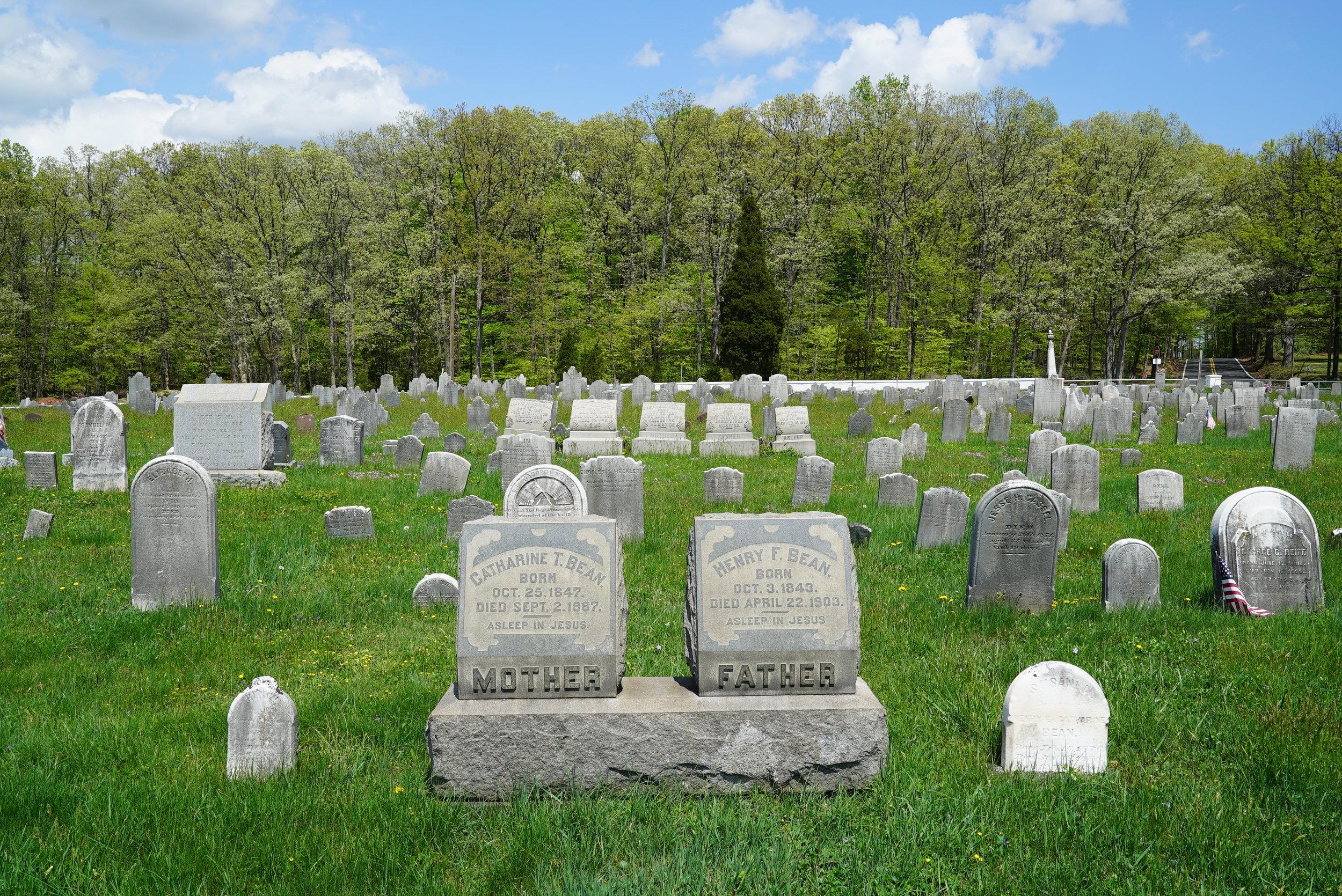 Lower Skippack Mennonite Church Cemetery