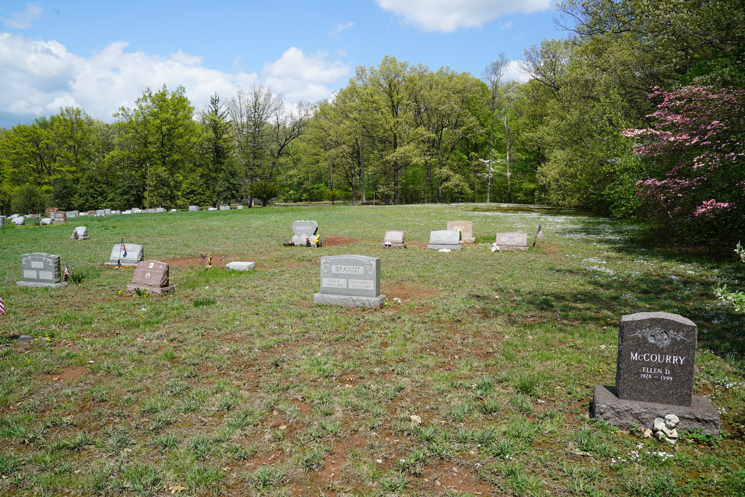 Burial space is still available. Lower Skippack Mennonite Church Cemetery