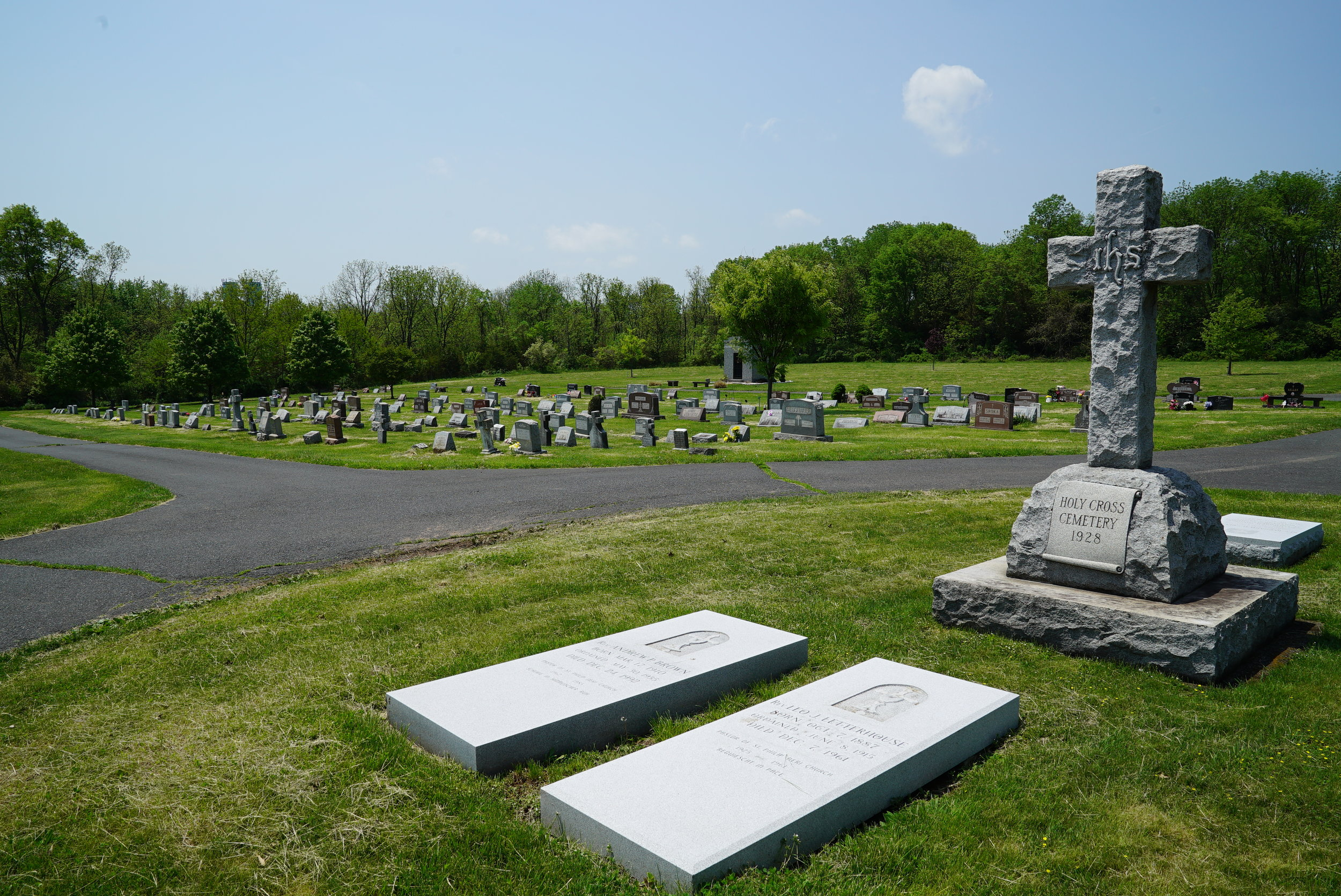 Holy Cross Cemetery - Pennsburg, Pnnsylvania.