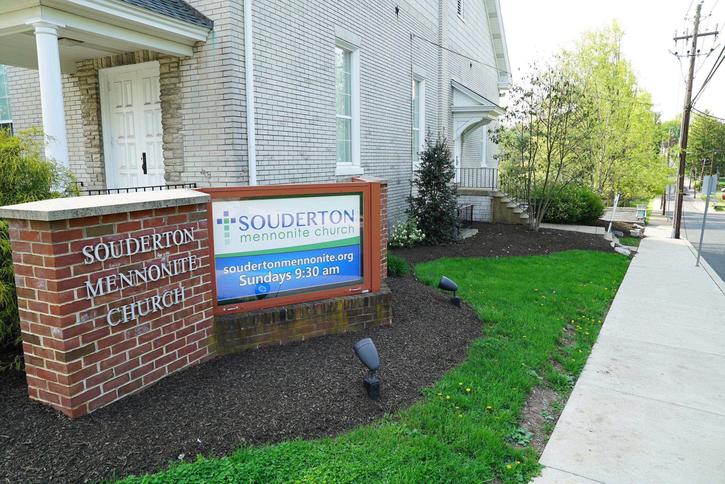 Souderton Mennonite Church Cemetery - Montgomery County, Pennsylvania.
