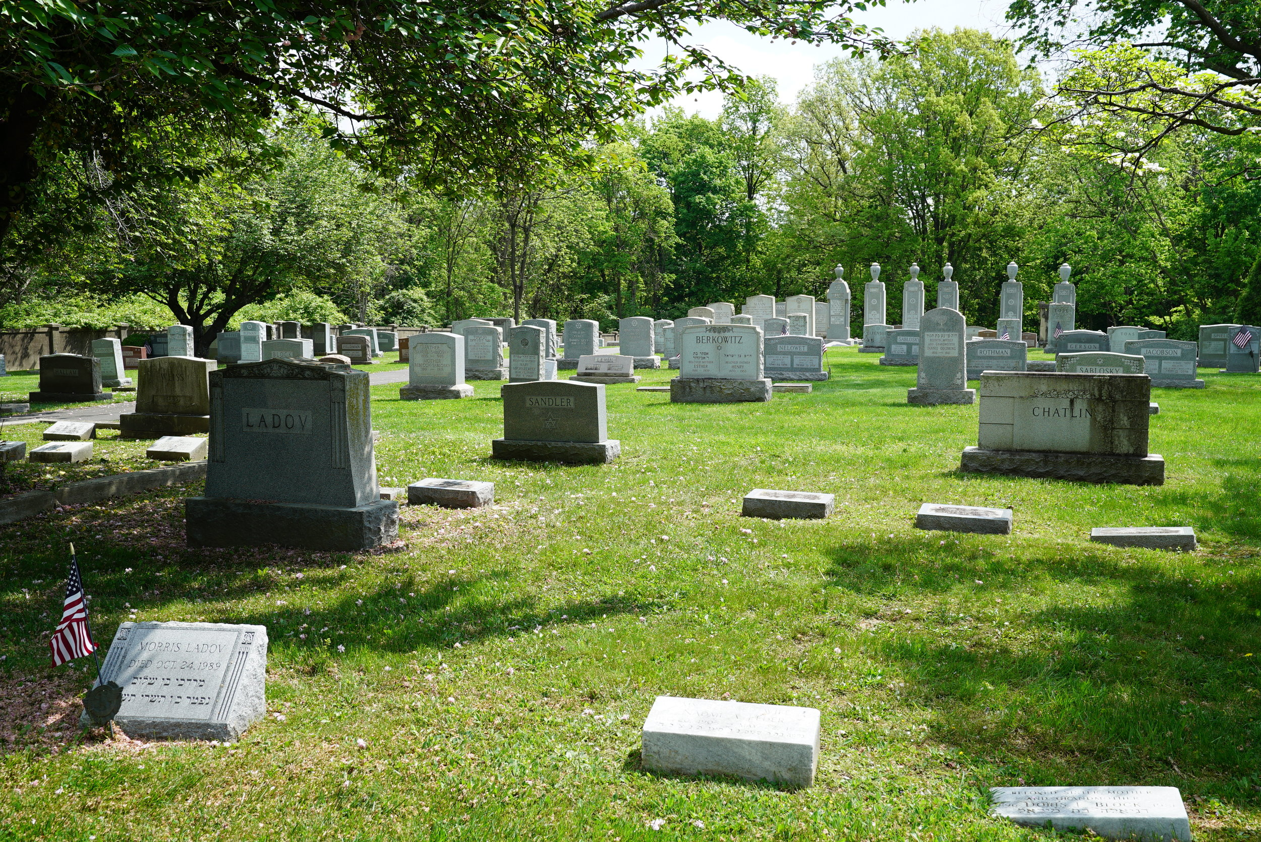 Norristown Jewish Community Center Cemetery