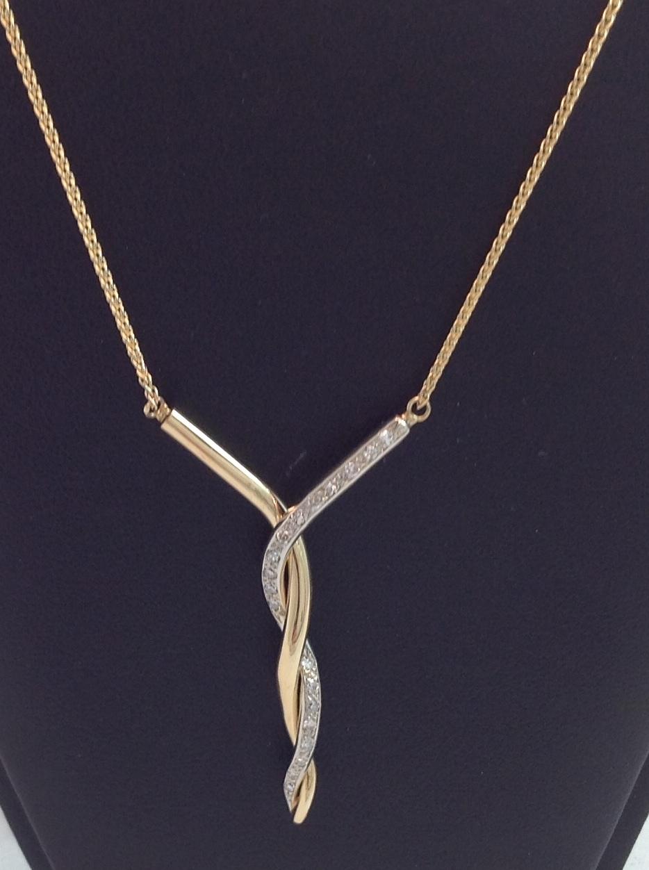 Estate Piece Diamond Necklace