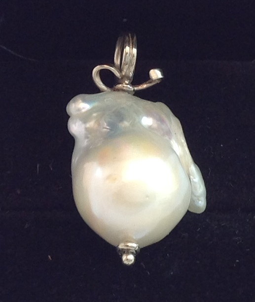 Large Baroque Pearl
