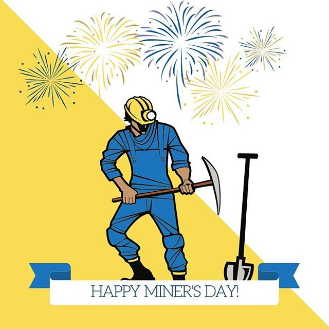Despite federal efforts to ensure safe working conditions for #miners, they have one of the most difficult and dangerous jobs you can imagine. To recognize their efforts, Congress has declared December 6 National Miners Day🙌 Why? Our entire economy depends on them. On this #holiday, we should all take a moment to think about the many ways that miners play a role in our daily lives. Mined materials contribute to things like #roads, #houses, #cars and #computers. We wouldn't be able to get much done without their hard work💪 #happyminersday