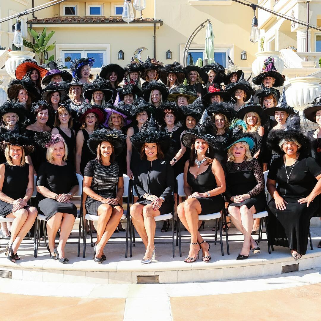 Wonderful Witchy Women with a Cause Celebrating 14 years of giving. October 2019 San Jose Fairmont Hotel  Purchase tickets here!