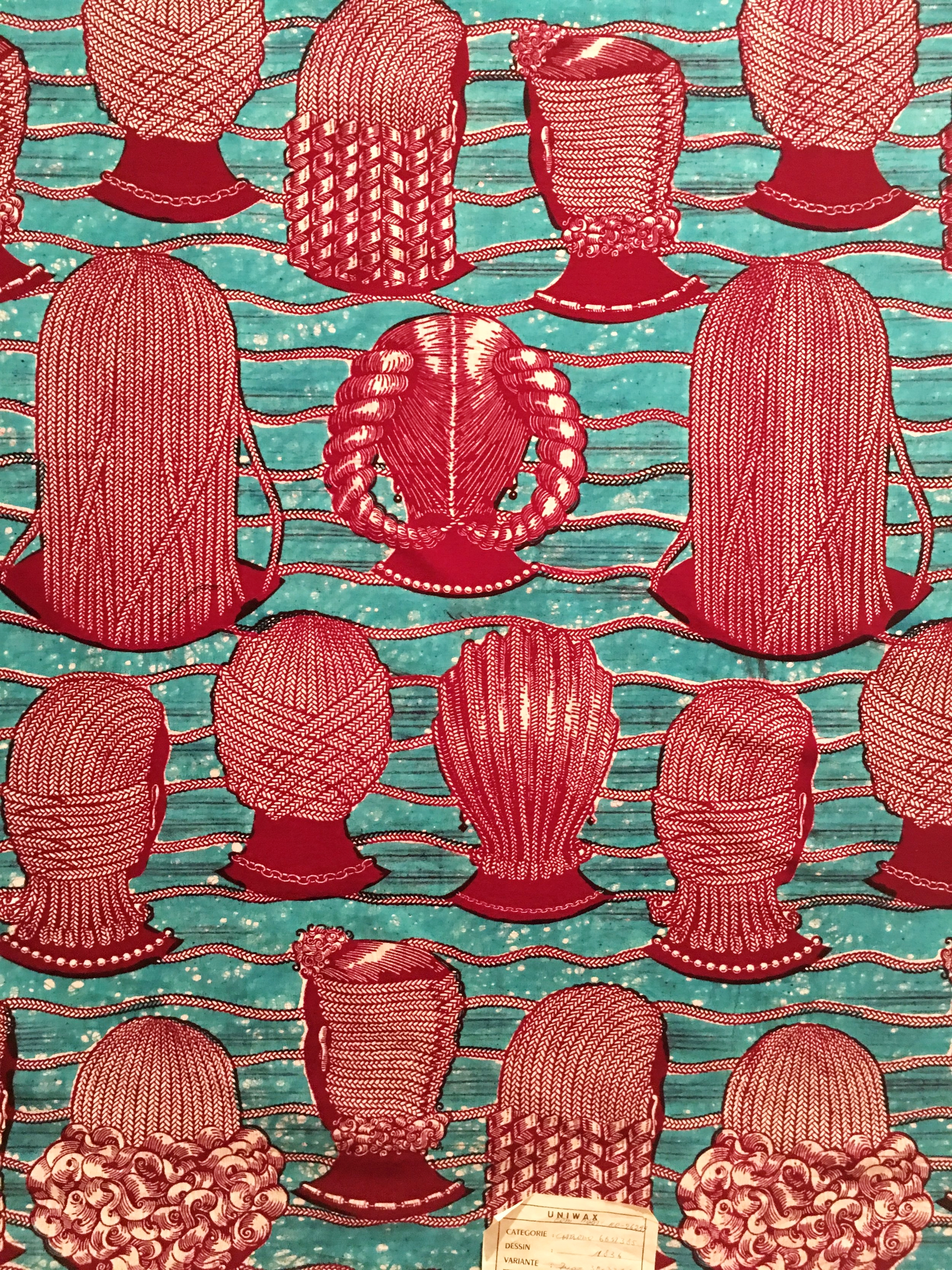spring finn and co museum visits fowler museum at ucla african print cloth