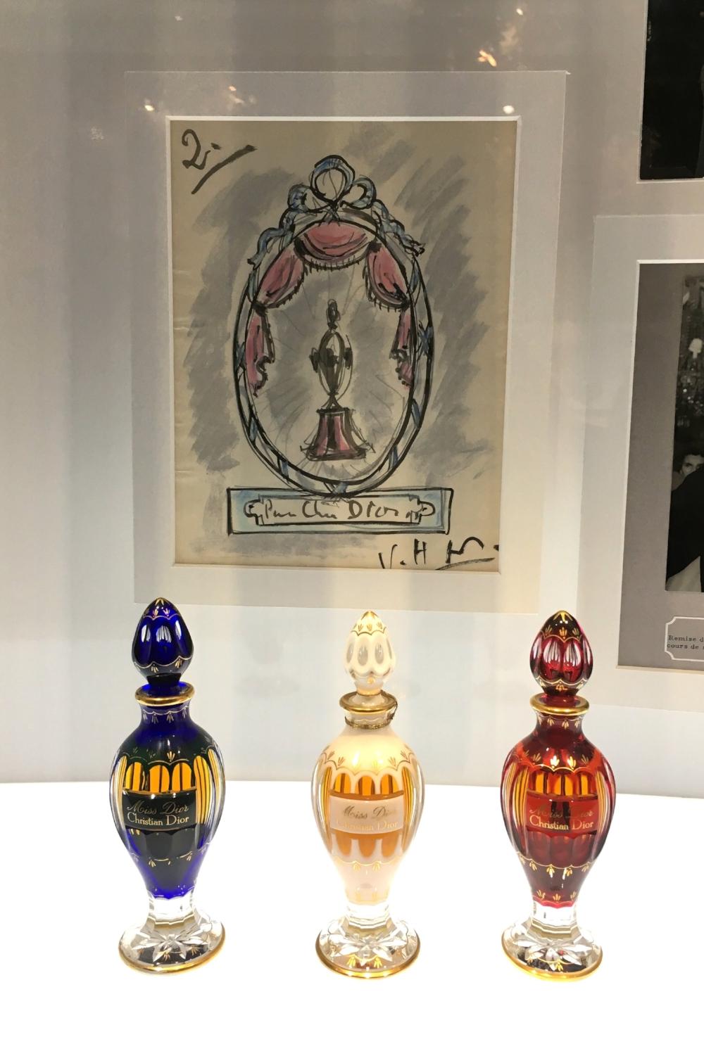 Dior - exhibition aux Musée des Arts Décoratifs, ParisDior - exhibition aux Musée des Arts Décoratifs, Paris