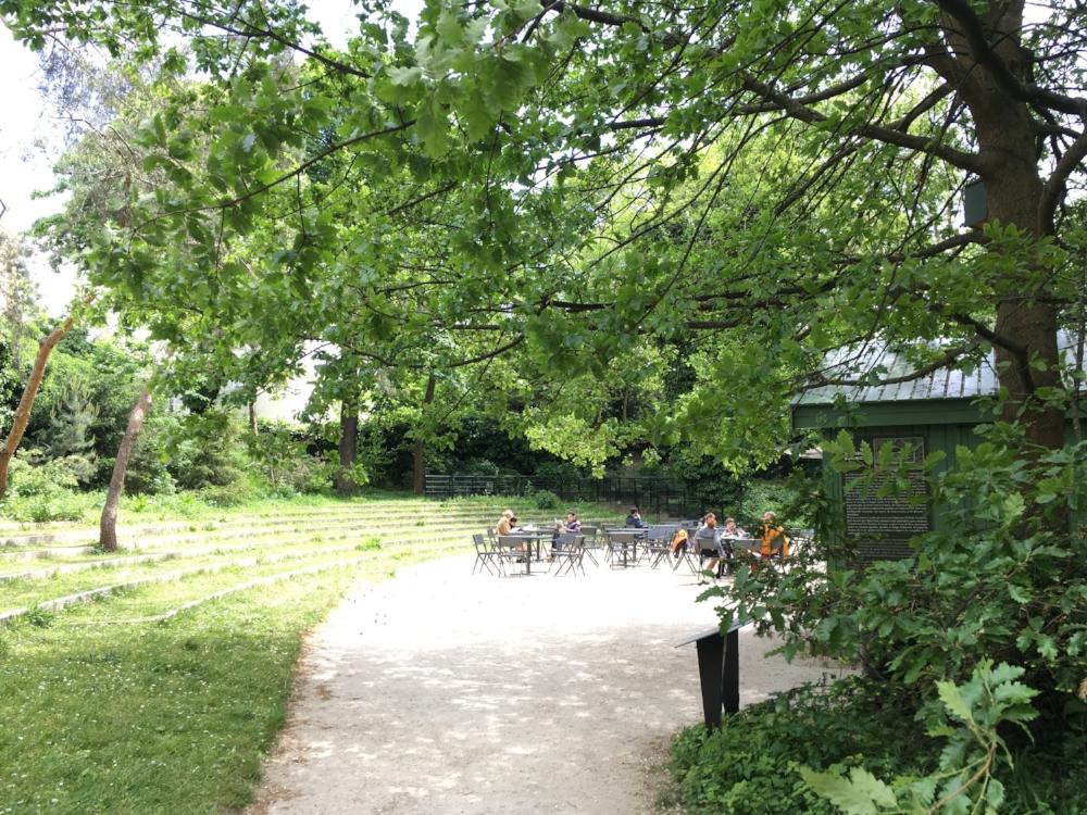 fondation cartier paris talin spring spring finn and co peaceful place in paris