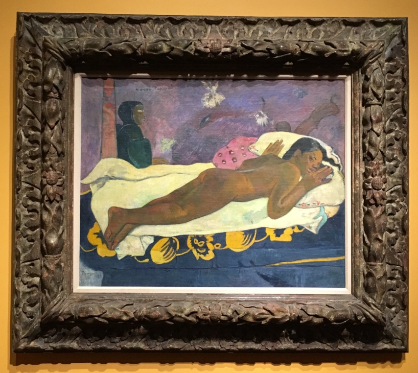 Gauguin Artist as Alchemist art institute chicago