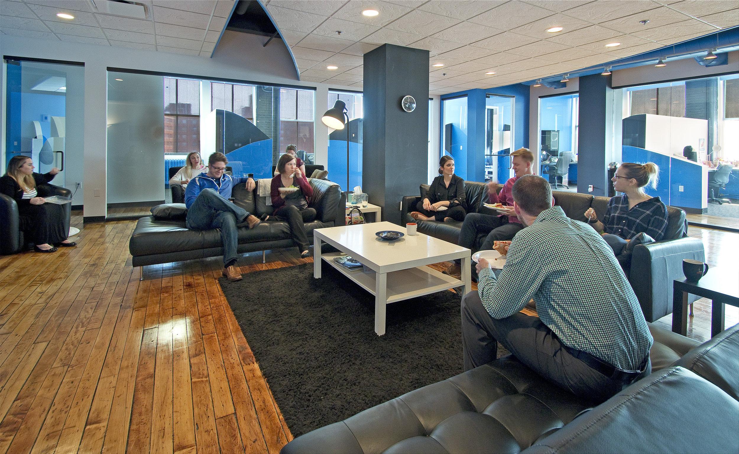 caxton building pr 20 20 lounge party