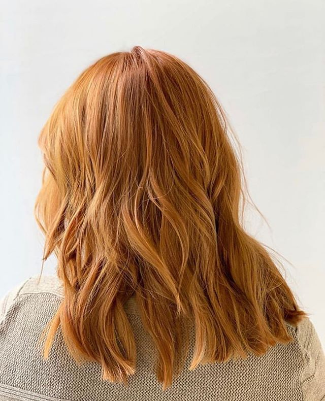 ➖ sunkissed  copper ➖  Stylist: Codee.  #colorgoals #trichosalonandspa #annarborhair #trichoa2 #haircolor #copperhair #hairinspo #hairstyles #annarborstylist #annarbor #copperhaircolor #sunkissedhair #dimensionalhair #annarborsalon #briarwoodmall #haircut #hairstyle #hairoftheday #hairenvy #goodhair #michiganstylist #copper #redhair #hair #michigansalon #balayage #annarborcolorist #newhair #hairgoals #inspiration @american_salon @modernsalon @bestofbalayage @hairbrained_official @goldwellus @redken