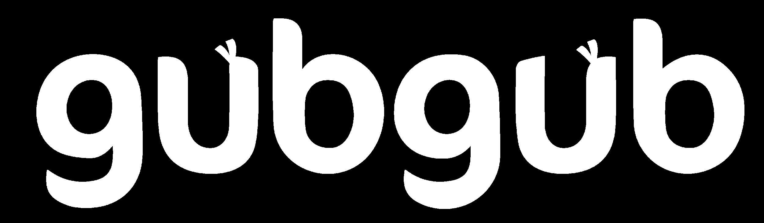 gubgub logo