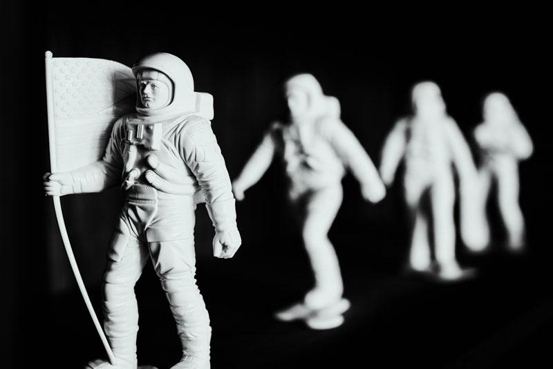 Plastic Astronauts