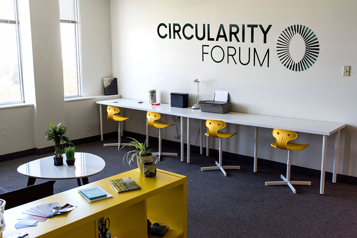 Circularity Forum Coworking sapce