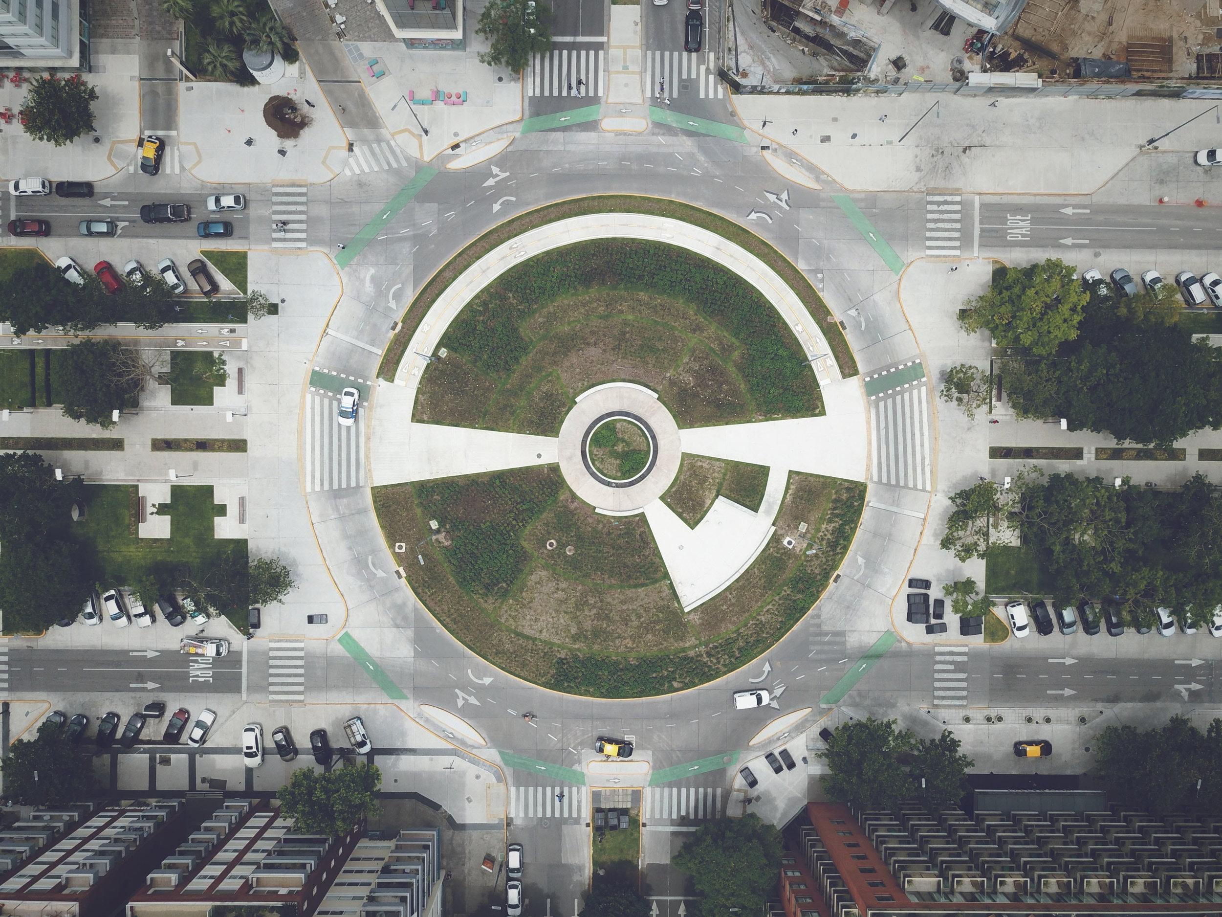 Circular city centre