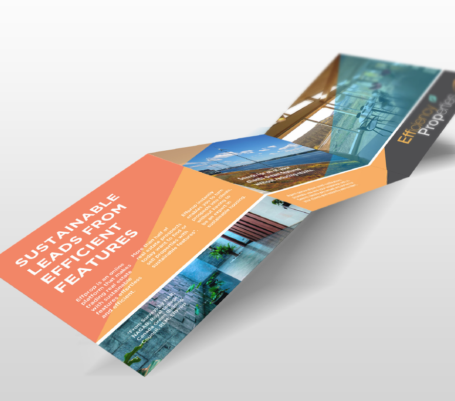 Efficiency Properties Marketing Collateral
