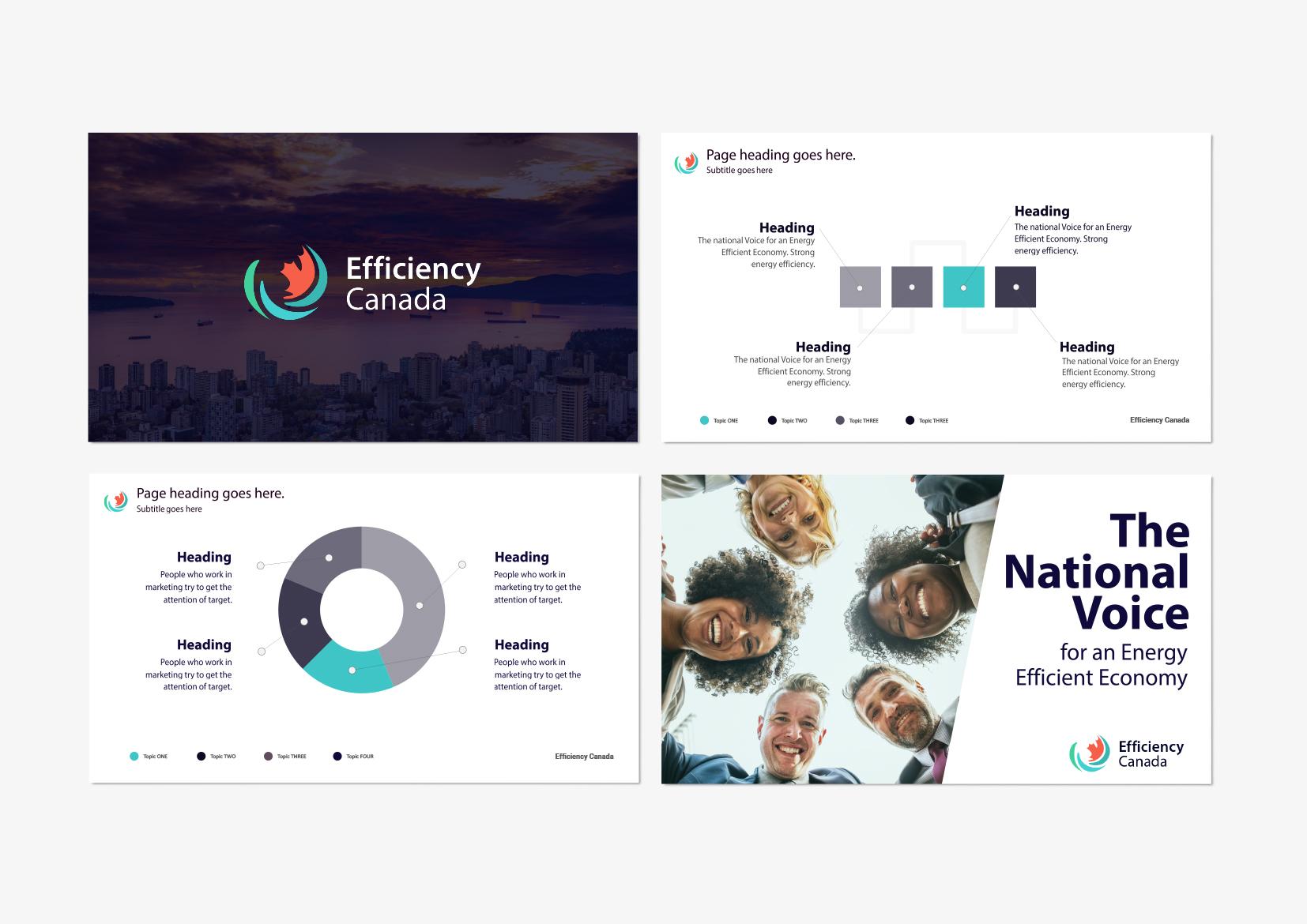 Efficiency Canada Presentation Slides
