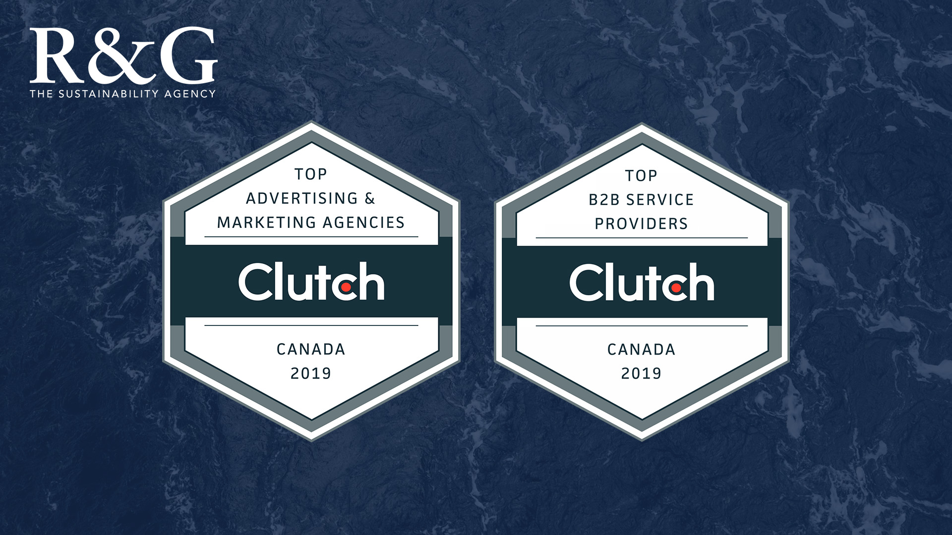 R&G Clutch Marketing Awards