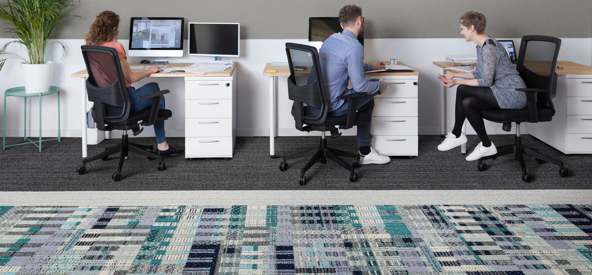 Interface, Inc., is a global manufacturer of commercial flooring.