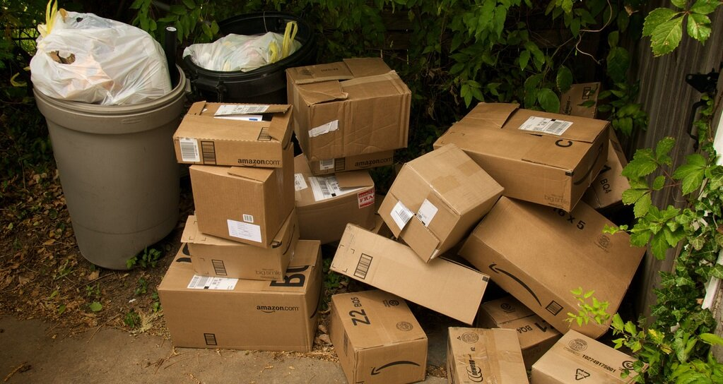 Amazon has a delivery problem.