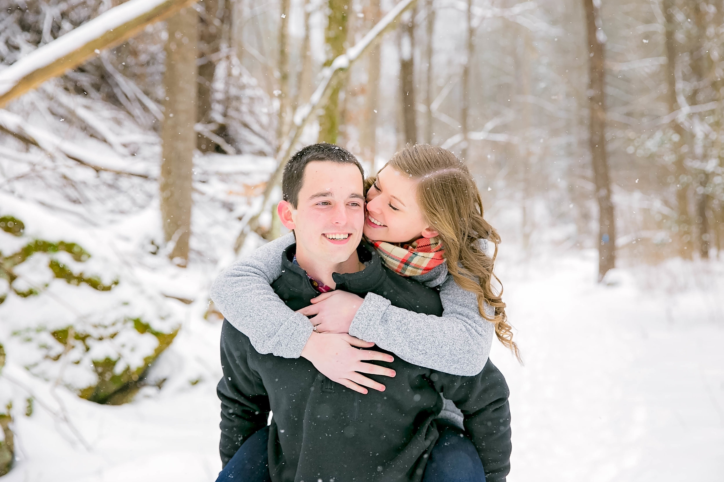 East Tennessee couple photo session