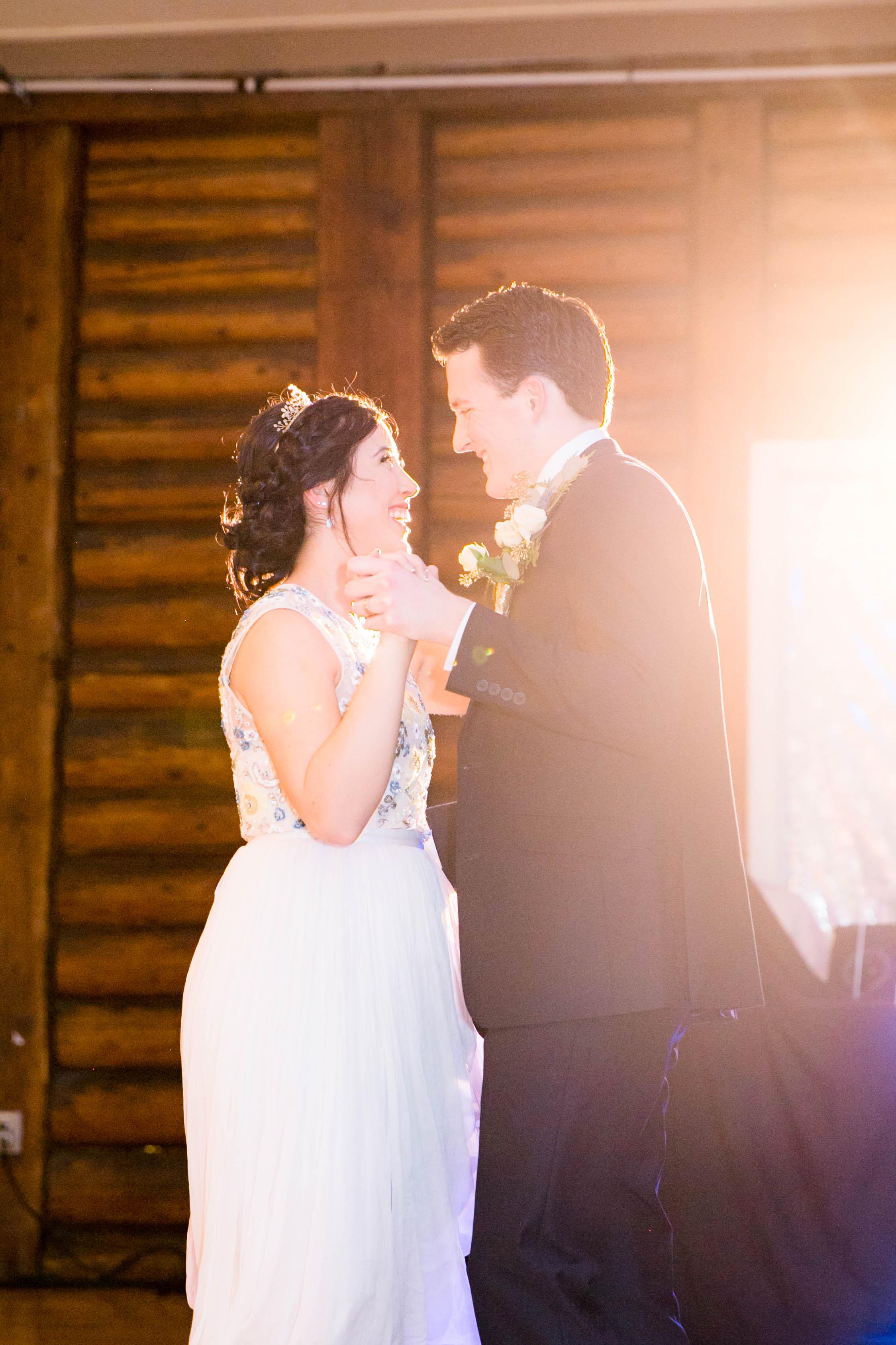 Tri-Cities, TN wedding photography, first dance