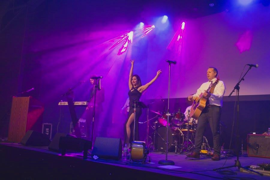 WHAT WE DO - Whether it's pop, rock, country, or soul we have you covered. With over 10 years of experience playing everything from weddings to corporate events to festivals, Sorry For Partying has the skills to keep your party going all night long. Let us be the best investment for your event!