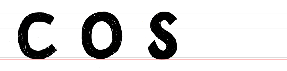 Bowls Hand Lettering
