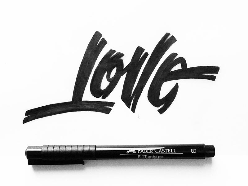 dribbble-love