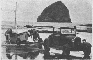 """""""The Dory Fleet of Pacific City""""  (Images of America) by Jeanna R Bottenberg"""