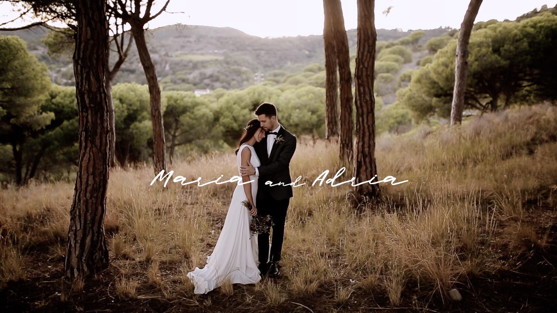 el amor existe, adrià maria, fénix visual, videógrafo de bodas,