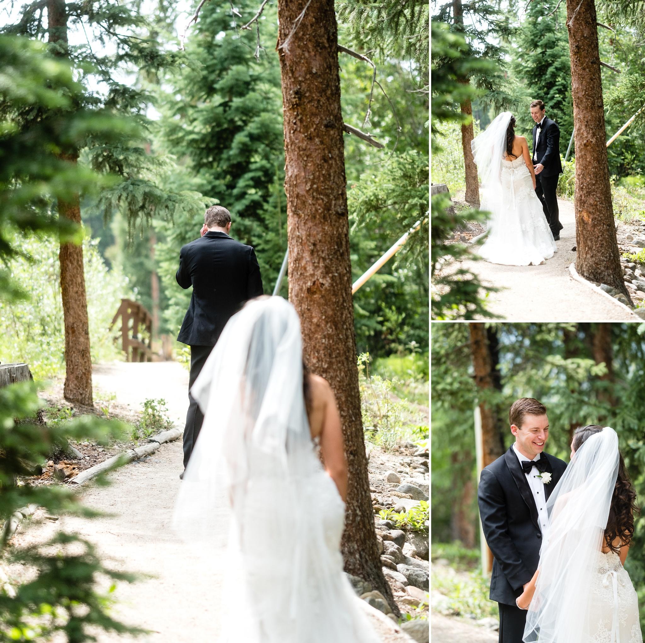 Romantic First look at Timber Ridge Lodge