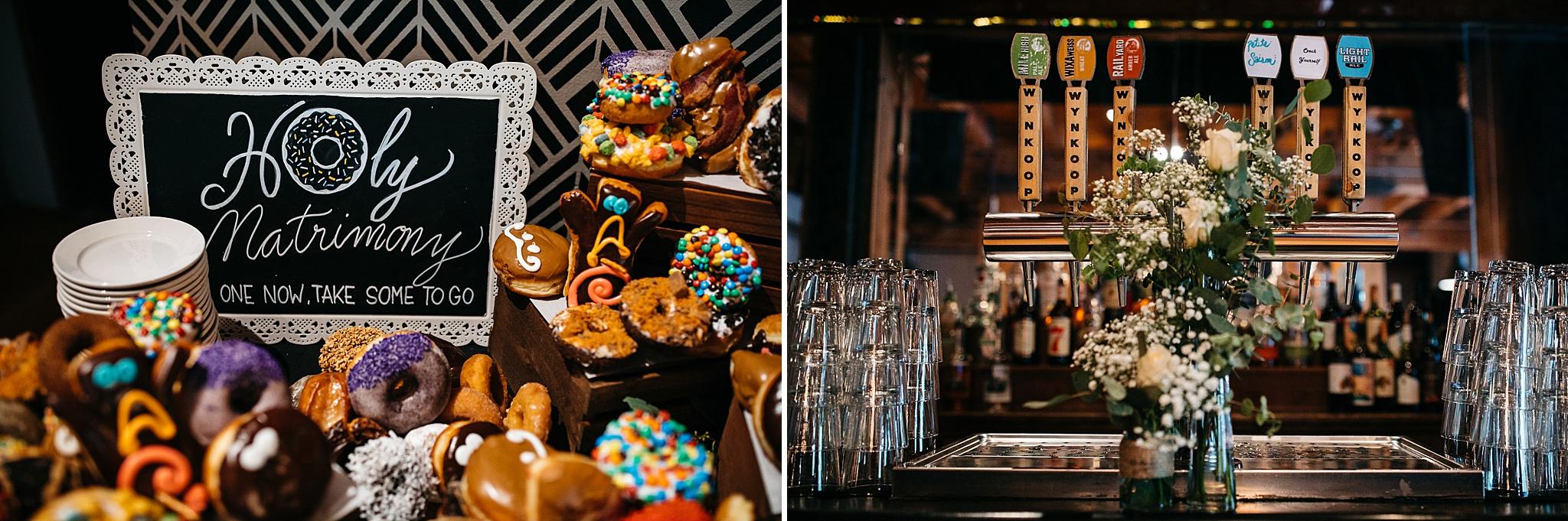 Voodoo doughnuts and beer…UM YES.