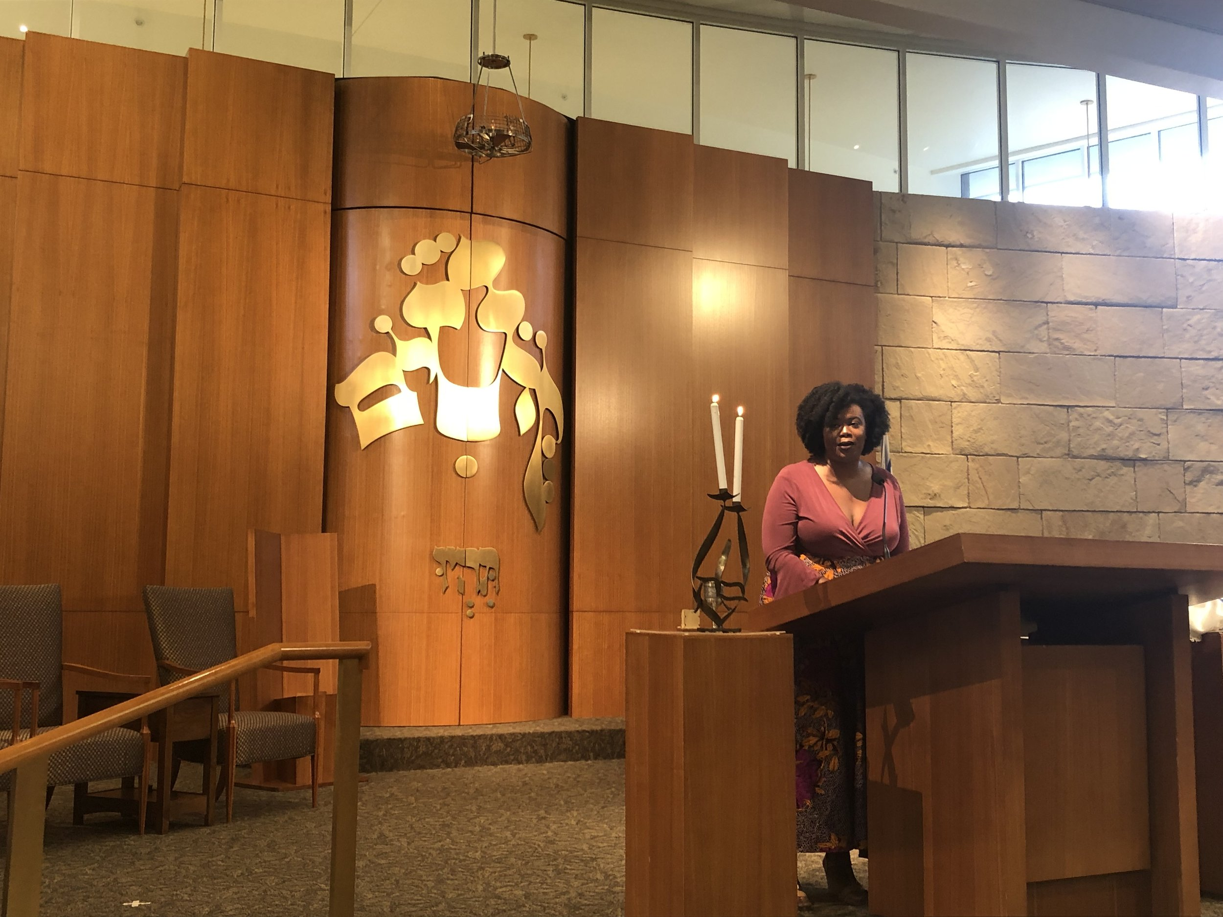 Tolerance isn't Enough: If You Are an Ally It's Time to Affirm - I was honoroed to be the guest speaker at Indianapolis Hebrew Congregation's Pride Shabbat. Here's the full speech: