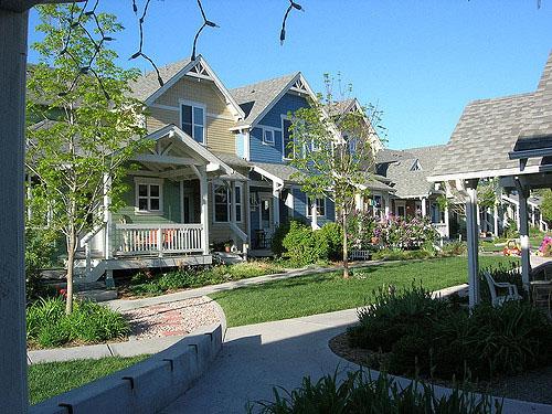 Hearthstone Cohousing, Denver