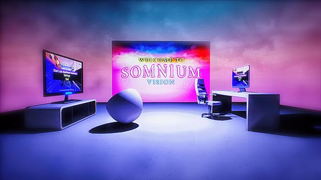 Somnium Main Menu