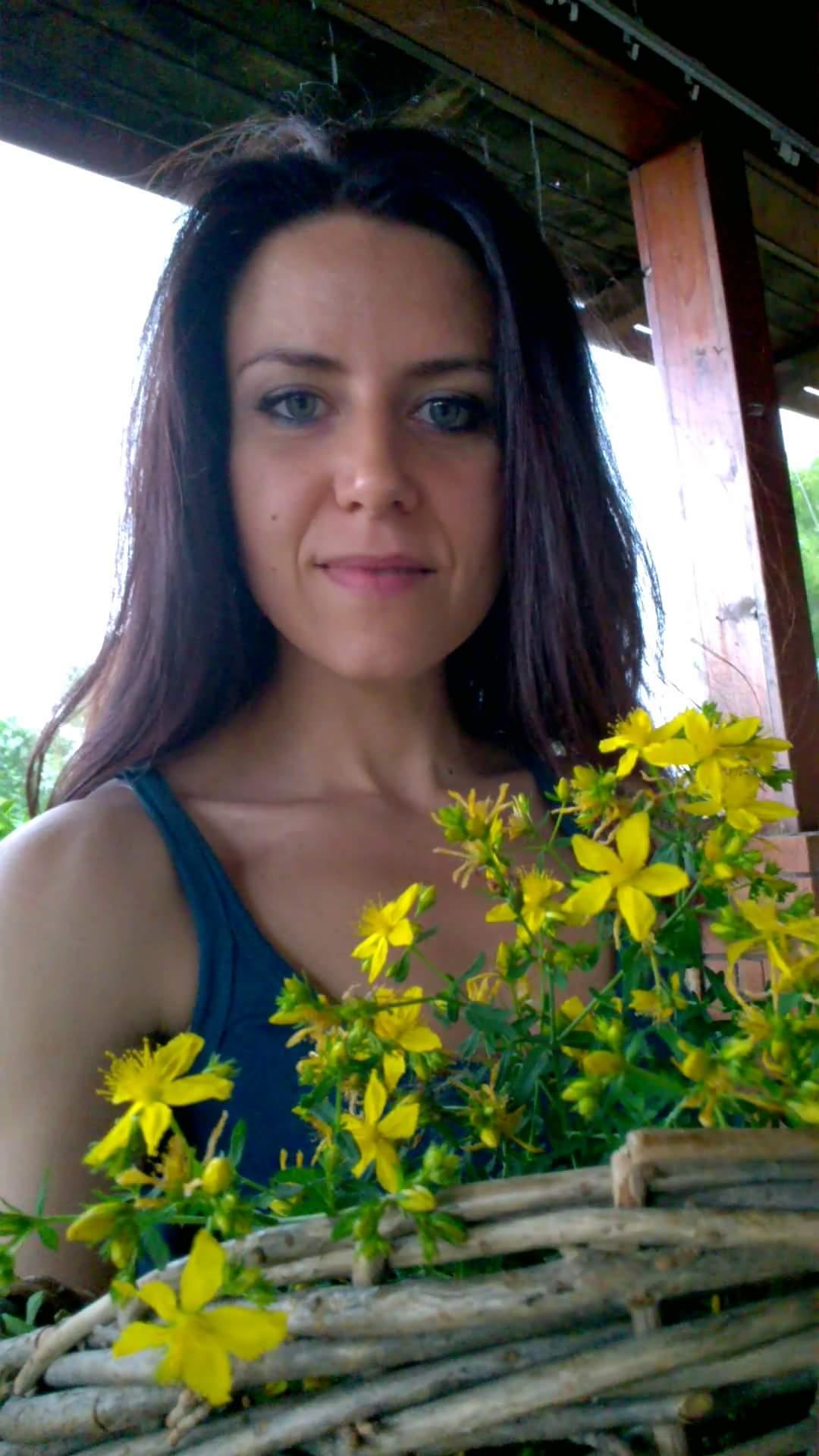 Valentina Fraioli, Herbalist