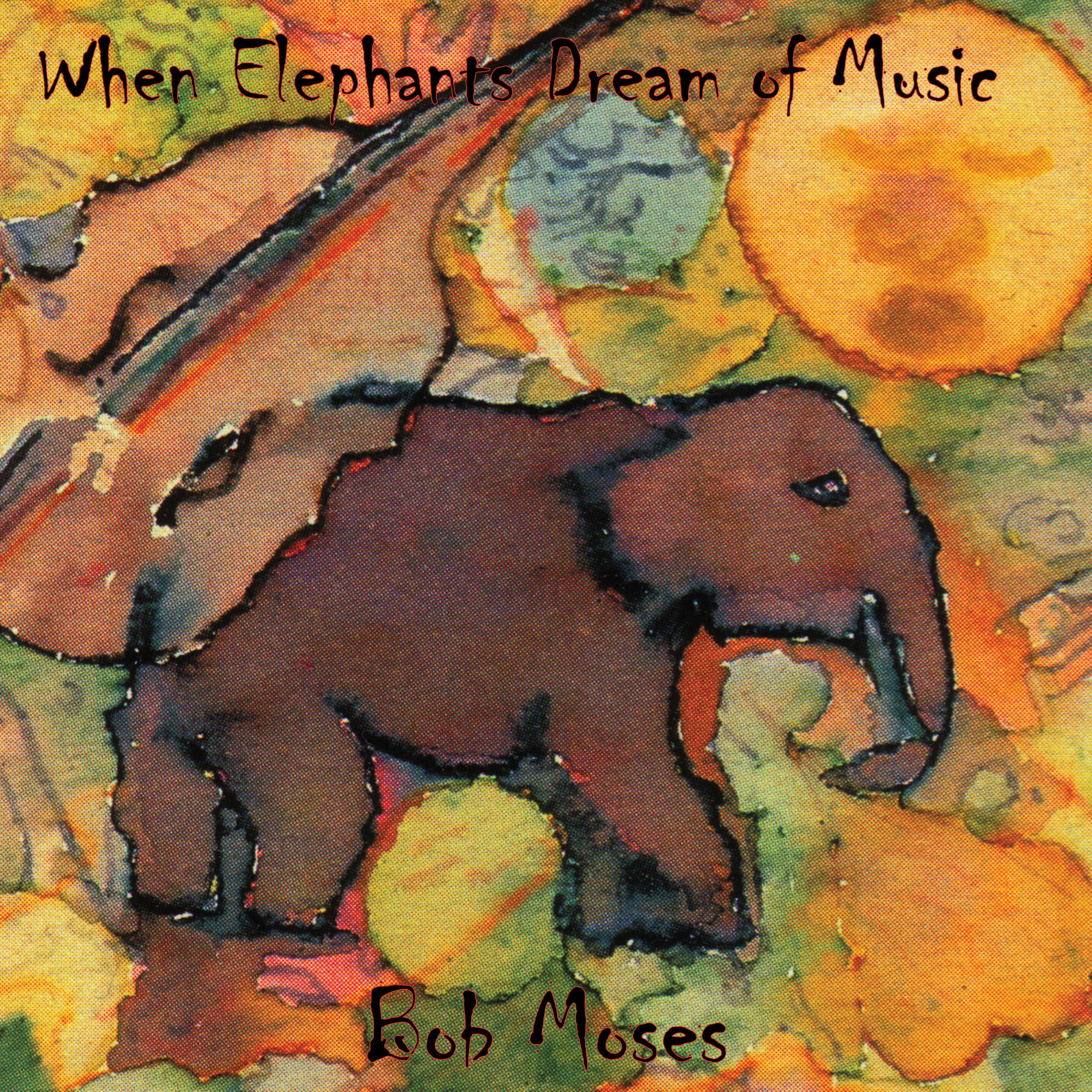When Elephants Dream of Music