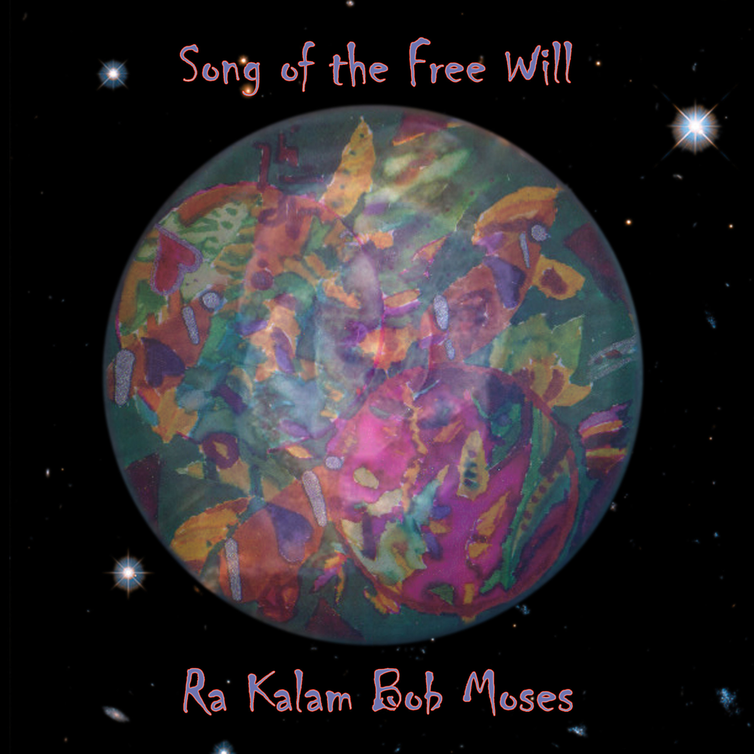 SONG OF THE FREE WILL    Compact Disc -    E-mail your order     Digital Downloads -    Amazon    -    iTunes     Release Date - 2016    Label - Ra Kalam Record    Ra Kalam - Piano, djembe, log drum, pans, bass, vocal, sonic beds    Sadhu Bhav Tony Falco - Drums    John Lockwood - Bass    Stan Strickland - Tenor sax, bass clarinet, fute, alto flute, bass flute, vocals    Vivek Patel - Trumpet    Mark Zaleski - Alto sax     SAMPLE