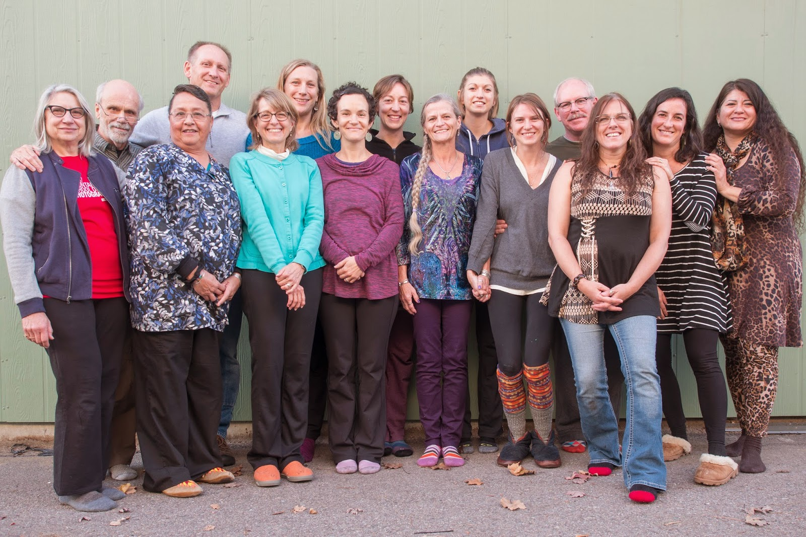 2014 Reiki Master Retreat II