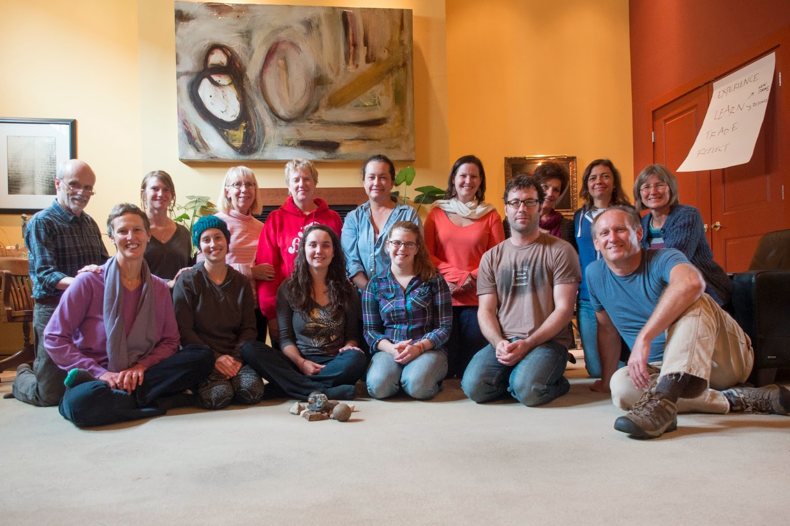 2014 Reiki Master Retreat I