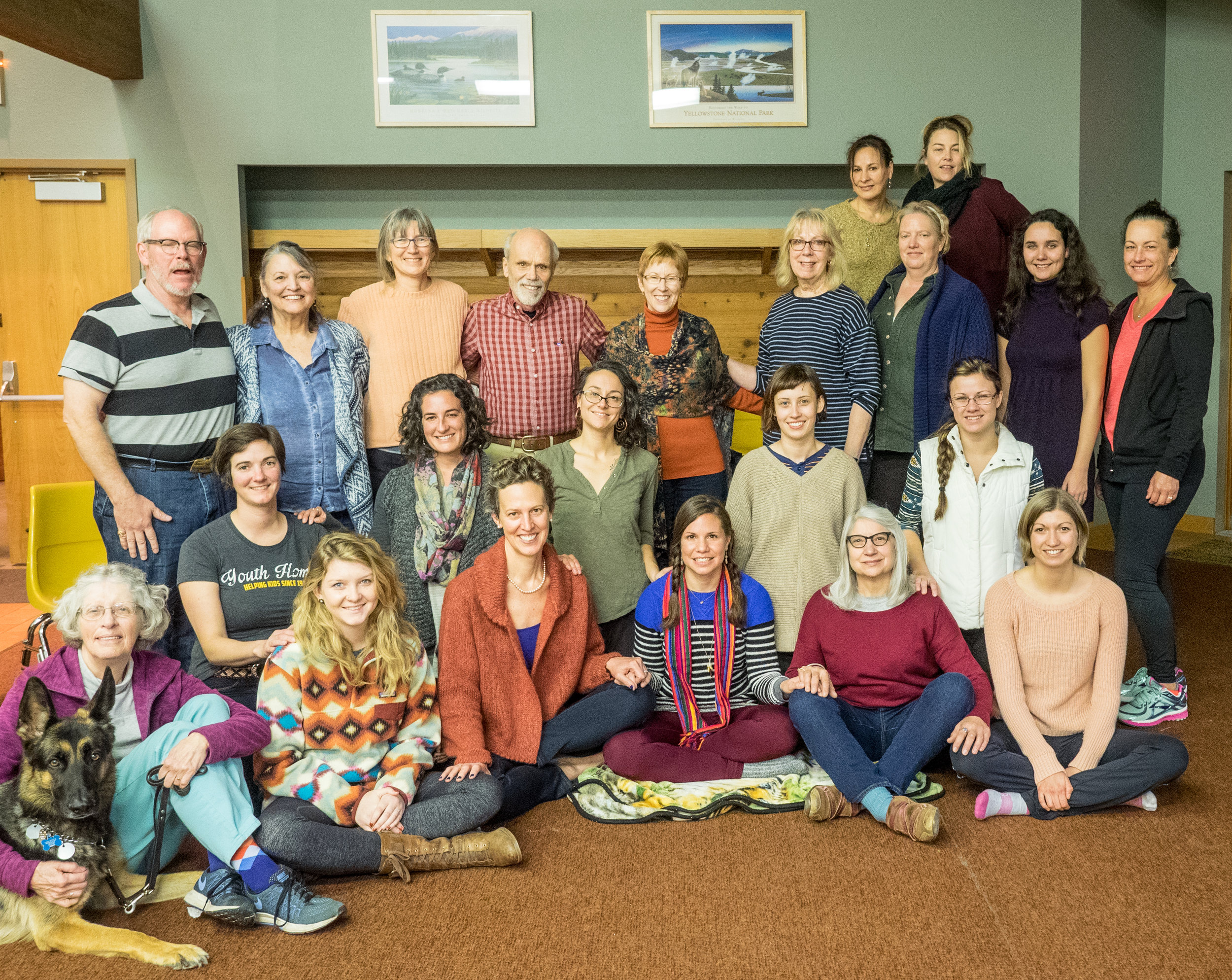 2016 Reiki Master Retreat