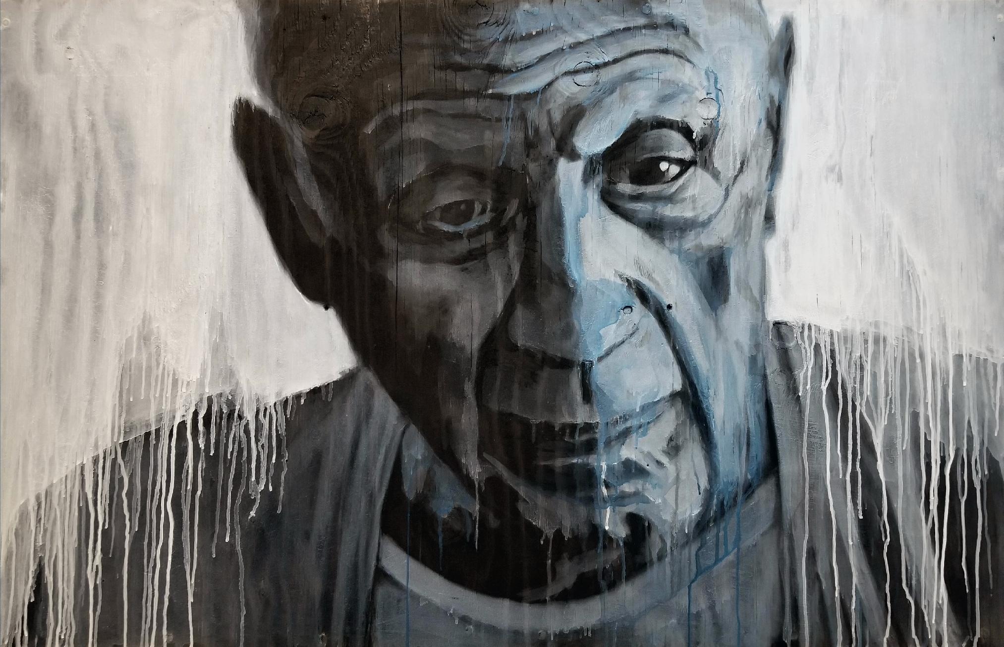 "Tom Pazderka, ""Picasso"""