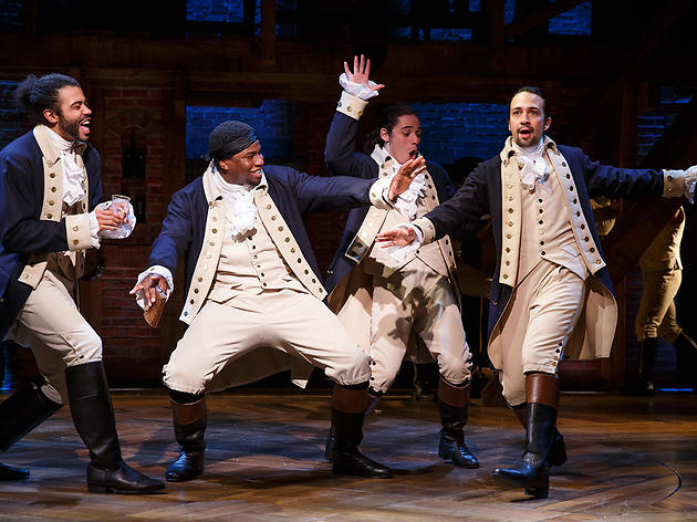 "Madison audiences will not throw away their shot to see ""Hamilton"" at Overture Center."
